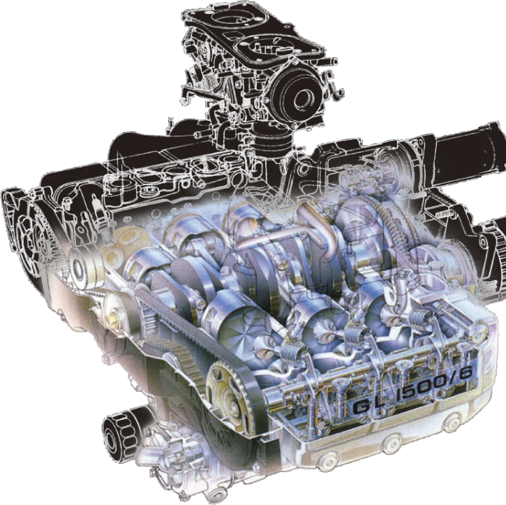 85 Honda Goldwing Gl1200: Honda Gl1800 Engine Diagram At Shintaries.co