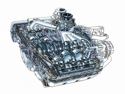 GL1800 engine